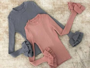 Bluze, trikotaza.(1550 din.)