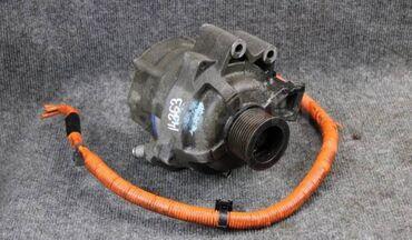 Продам стартер генератор на Toyota Estima 2az fxe Гибрид генератор в