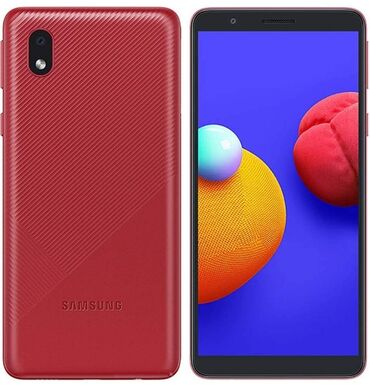 Samsung Galaxy A01 | 16 ГБ | Красный