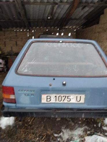 escort in bishkek в Кыргызстан: Ford Escort 1985