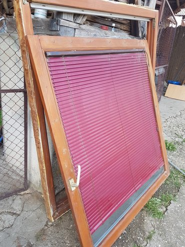 Prozor dimenzija - 140 × 150 vrata dimenzija - 129. 5 × 235 - Sopot