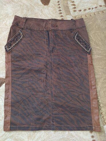 Продам юбку джинсовую ) размер 29