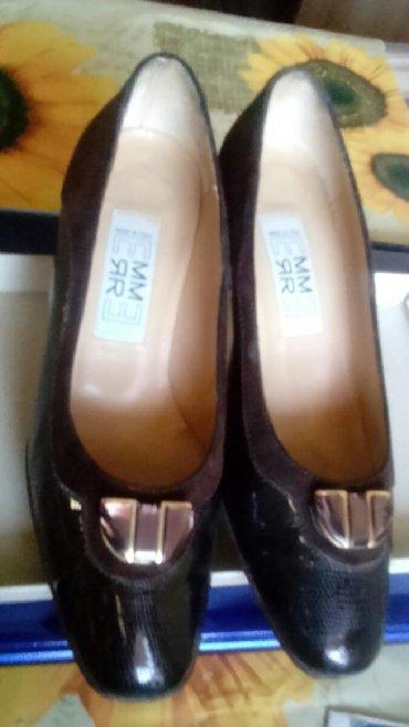 Rasprodaja: predivne elegantne italijanske kožne cipele, sve koža - Belgrade