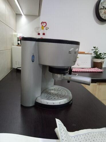 Elektronika - Cuprija: Aparat za kafu i produzeni espreso minimalno koriscen