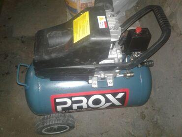 Инструменты - Кыргызстан: Компрессор Prox 50 литров 8 бар Новый