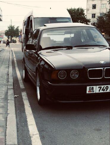 bmw-525 в Кыргызстан: BMW 525 2.5 л. 1991   397 км
