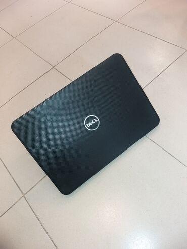 Kompüter, noutbuk və planşetlər Gəncəda: Dell inspiron 3521