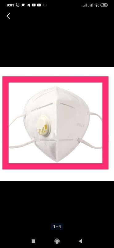 шины оптом бишкек в Кыргызстан: Маска респиратор кн95 с клапаном качество Оптом дешевле Маски одноразо