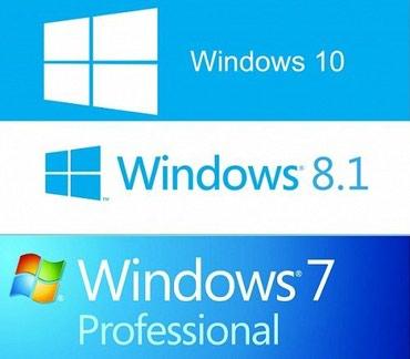 Windows XP/ 7/ 8/ 10 32+64 bita EXTRA JEFTINO citaj - Kikinda