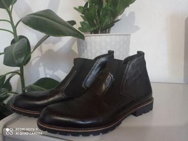Личные вещи - Кара-Балта: Мужская обувь,кожа. Размеры 40-44. Европейский стандарт