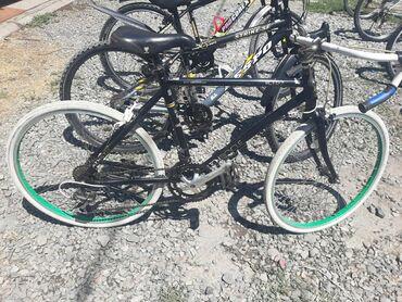 велосипед-3-в-1 в Кыргызстан: Корея алюминий 17.5 рама 5500 окончательно адрес 303дом ден сояпин