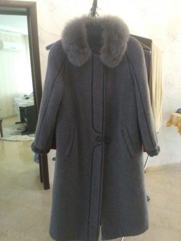 пальто лама в Кыргызстан: Пальто зимнее, лама. состояние отличное. Размер 46-48. Плащ кожаный