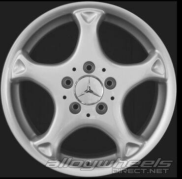 Mercedes R15 в отличном состоянии! Параметры дисков 7jx15h2et37