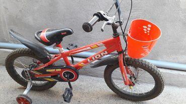 Срочно! Продаю примерно велосипед до 7 лет все работает, окончательно