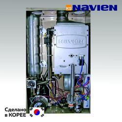 Газовый котел настенный navien ace 16kнастенный газовый двухконтурный