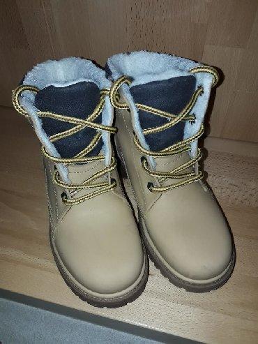 Dečije Cipele i Čizme - Varvarin: Dečije gumirane kanadjanke,broj 32,u super stanju,nošene par