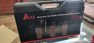 Z оператор - Кыргызстан: Оксиметр. Кислородомер, уровень Ph, замер температуры воды AZ-86031