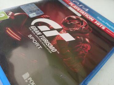 Gran Turismo PS4  Veoma ocuvana igrica, koriscena svega 6 puta