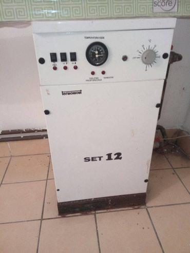 Kotao i 5 radijatora( 2x1.4m, 1x1.2m, 2x0.7m) ventili, susac za - Lebane