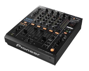 pioneer ddj - Azərbaycan: Pioneer DJM-900NXSMarka: PioneerModel: DJM-900NXSTəyinat: DJ