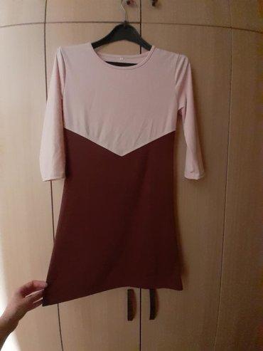 NOVA mini haljina, moze se nositi i kao tunikaVelicina odgovara S/M
