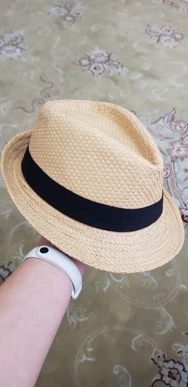 Детский мир - Кыргызстан: Шляпка новая Турция на 5-8лет