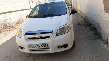 - Azərbaycan: Chevrolet Aveo 1.6 l. 2010 | 315125 km
