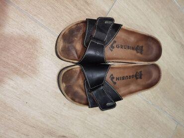 Grubin papuce, preudobne