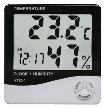гигрометр бишкек in Кыргызстан   ҮЙ ЖАНА БАКЧА ҮЧҮН БАШКА БУЮМДАР: НТС-1 термометр гигрометрМагазин 220volt.kg Наш адрес : г . Бишкек