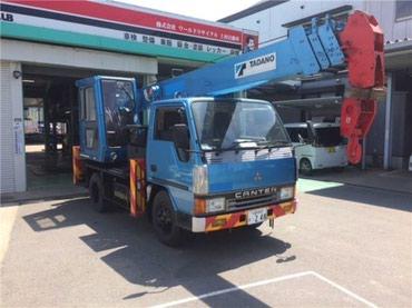 Автокран. Кран японский 5 тонн 22м в Бишкек