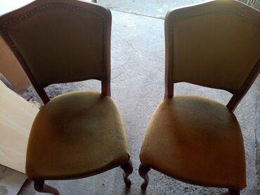 Prodajem dve stolice