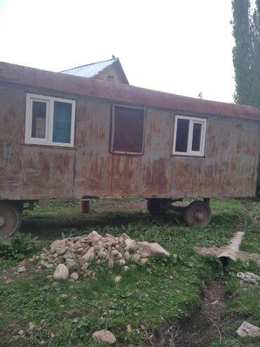 Другие товары для дома в Тюп: Строительный вагон. Продаю или меняю на скот. Село Ичке-Суу