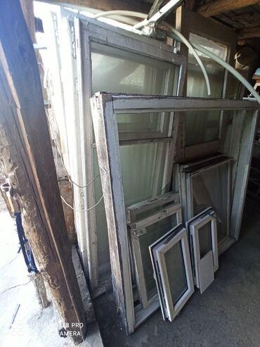 Окна деревянные серия 105 -106 Индивидуальный, сталинка. Под склады