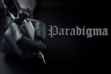 Создание эскиза, Цветные татуировки, Черно-белые татуировки