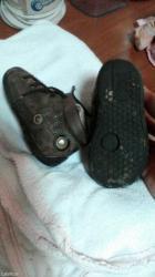 Dečije Cipele i Čizme | Pancevo: Cipelice braon markos za decake. Duzina spoljnog gazista 13cm