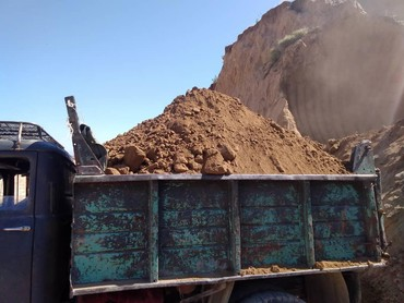 Глина песок гравии шебень отсев таш Итд в Токмак