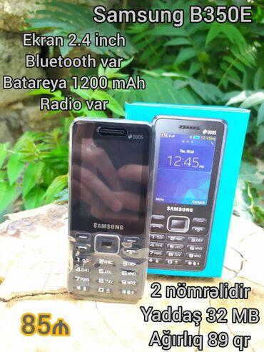 Samsung - Saray: 2 sim kart32gb yaddaşSamsung 350ESifariş və əlavə məlumat üçün vatsap