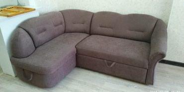 Угловой диван на заказ в Лебединовка