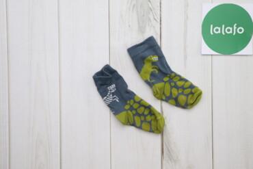 Детская одежда и обувь - Украина: Дитячі шкарпетки з великими динозавриками    Довжина стопи: 10 см  Ста