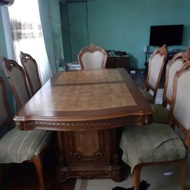 Kafe ucun stol stul satilir - Азербайджан: Stol stul desti satilir