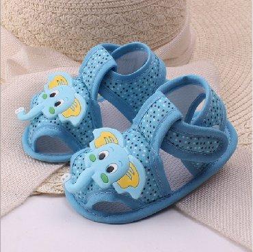 uşaq ayaqqabilar - Azərbaycan: Ayaqqabı 6-9 aylıq uşaq üçün ölçüsü 12 sm dir