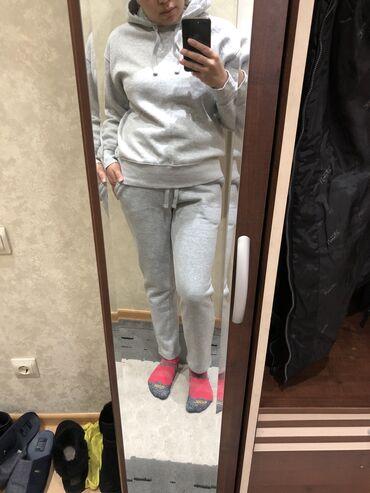 Спортивные костюмы - Кыргызстан: Офигенная спортивная двойка от Zara, очень мягкая и приятная телу не
