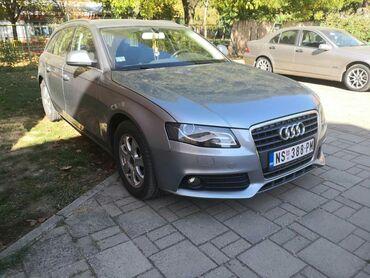 Audi a3 1 8 tfsi - Srbija: Audi A4 2 l. 2008 | 227000 km