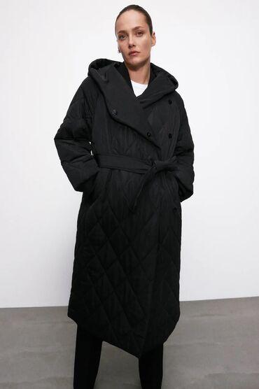 пальто в Кыргызстан: Зара пальто, оверсайз. 48р