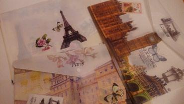 Bakı şəhərində *** My bag London, Paris