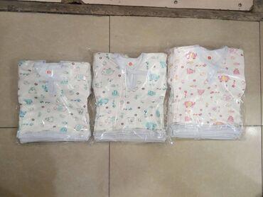 Пошив и ремонт одежды - Азербайджан: Пошив любых детских вещей. Чистый хлопок. Производство Узбекистан