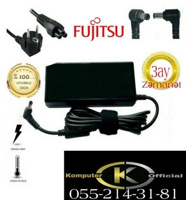 fujitsu - Azərbaycan: Fujitsu adapterləriHər modelə uyğun var.Qiymətlər topdan satış