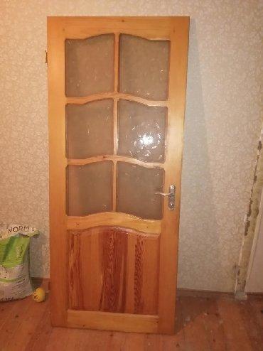 Белые двери - Азербайджан: Дверь
