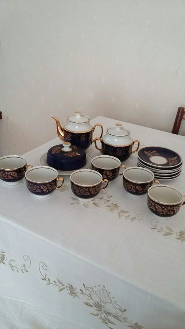 Чайный сервиз 65 манат в Баку