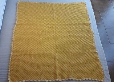 Κουβερτάκι βρεφικό πλεκτό  Χρησιμοποιημένο 1-2 φορές και πλυμένο  Διασ
